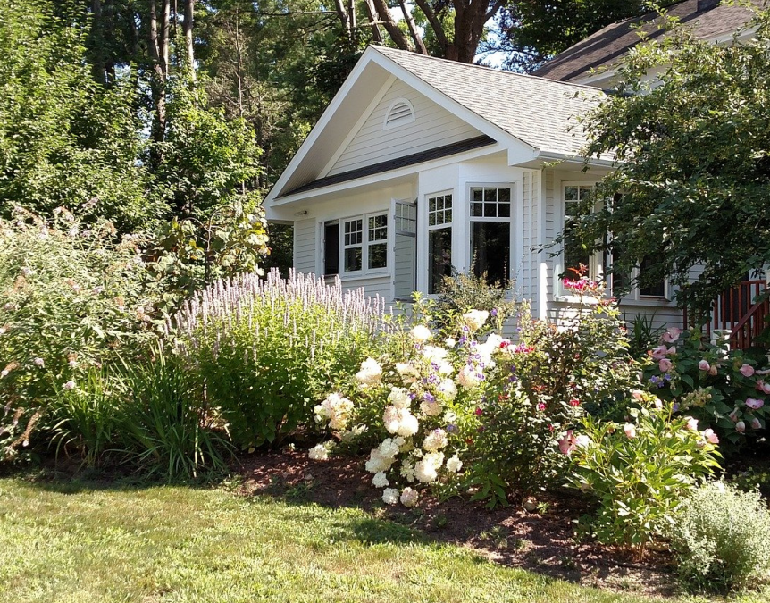 6 ways to improve your home's landscape on quarantine.